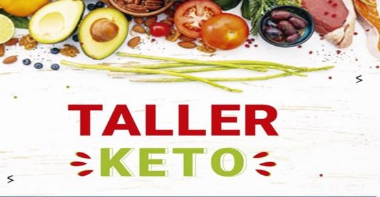 Taller orientativo sobre la dieta Keto